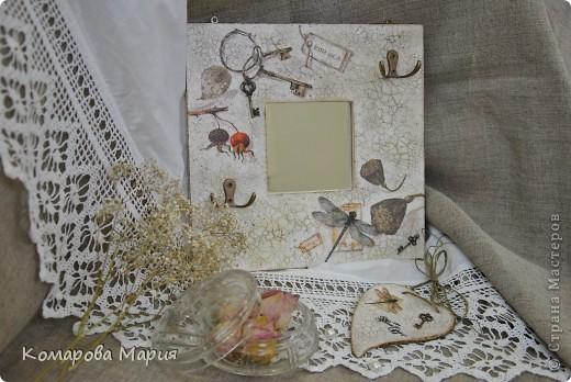 """Ключница и бирка """"Сокровища"""" Для одних сокровище — это золото, бриллианты, а для других — воспоминания, засохший цветок в страницах старой книги и ключи… от сердца любимого… фото 1"""