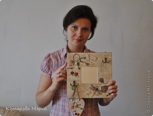 """Ключница и бирка """"Сокровища"""" Для одних сокровище — это золото, бриллианты, а для других — воспоминания, засохший цветок в страницах старой книги и ключи… от сердца любимого… фото 3"""