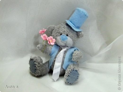 Мишка Тедди.  фото 6