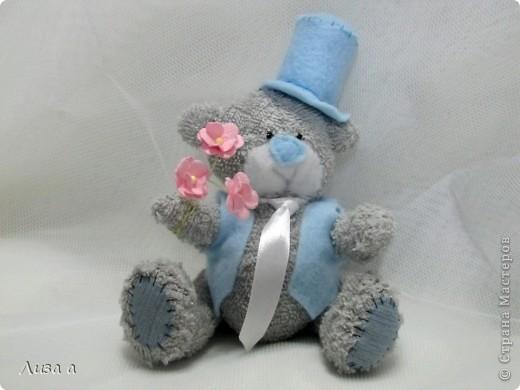 Мишка Тедди.  фото 1