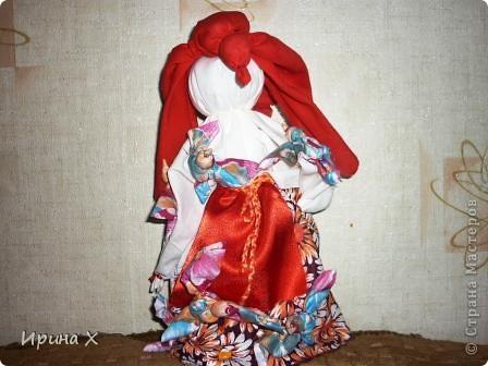 """Для дня краеведения было решено изготовить народную куклу , которая называется """"Кукла-птица"""". фото 1"""