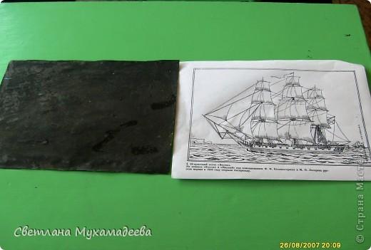 Вадим предпочитает военную тематику, поэтому он выбрал День моряков. фото 2