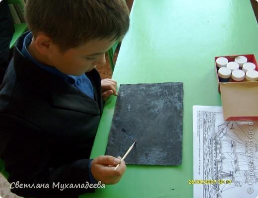 Вадим предпочитает военную тематику, поэтому он выбрал День моряков. фото 3