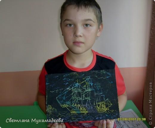 Вадим предпочитает военную тематику, поэтому он выбрал День моряков. фото 5