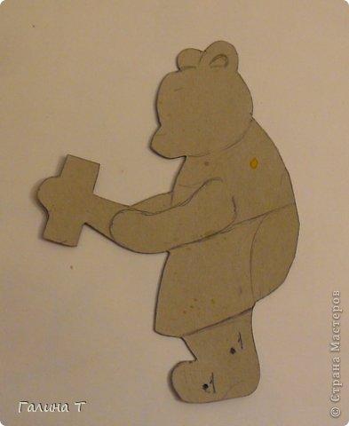 Игрушка мужик и медведь как сделать игрушку