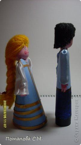 Шабаева Динара (девушку), Анисимов Иван (парня). Татарский национальный костюм. фото 5