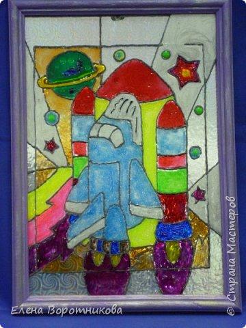 """Саше очень интересна тема """"Космические корабли и ракеты"""". Он решил нарисовать «Буран» — орбитальный корабль-ракетоплан. фото 2"""