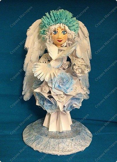 Люди во все времена мечтали летать как птицы, или как... ангелы:   фото 1