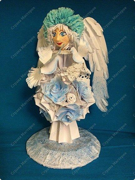Люди во все времена мечтали летать как птицы, или как... ангелы:   фото 4
