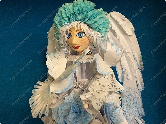 Люди во все времена мечтали летать как птицы, или как... ангелы:   фото 7