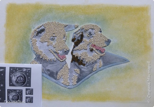 """Советские собаки-космонавты Белка и Стрелка - первые животные, совершившие суточный космический полет, сделав вокруг Земли 17 полных витков на корабле """"Спутник-5"""" 19 августа 1960 г. фото 6"""