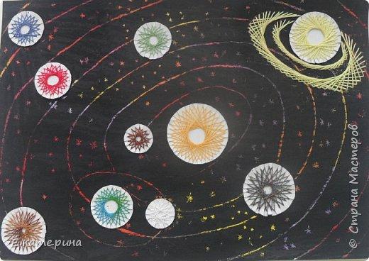 Солнечная система фото 1