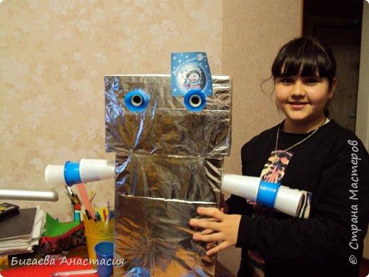 Робот Вертер- добрый помощник фото 6