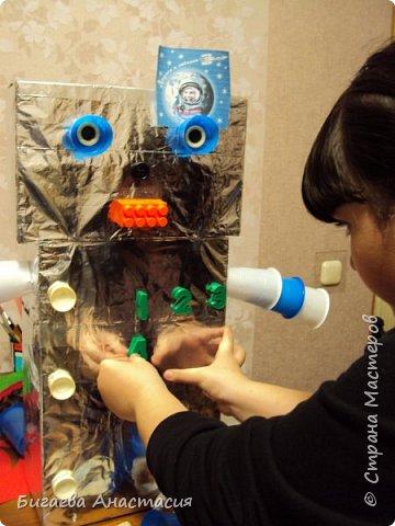 Робот Вертер- добрый помощник фото 8