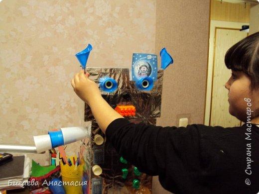 Робот Вертер- добрый помощник фото 9