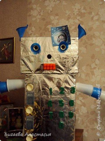 Робот Вертер- добрый помощник фото 10