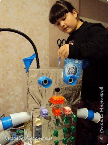Робот Вертер- добрый помощник фото 11
