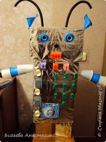 Робот Вертер- добрый помощник фото 1