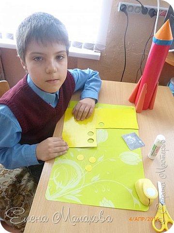 """Космическая ракета """"Звезда"""" фото 4"""