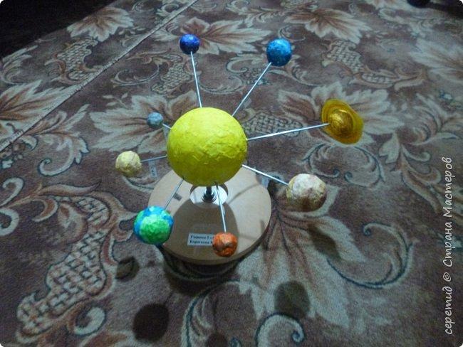 Солнечная система, которую хотелось бы изучить и узнать  фото 1