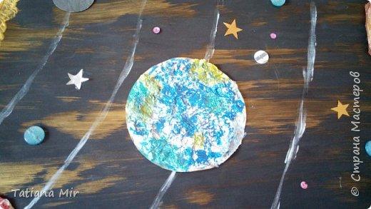 """Это наша готовая поделка """"Чудеса Солнечной системы"""" фото 7"""
