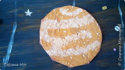 """Это наша готовая поделка """"Чудеса Солнечной системы"""" фото 9"""
