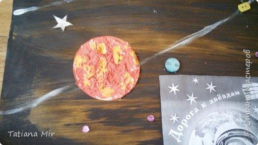 """Это наша готовая поделка """"Чудеса Солнечной системы"""" фото 8"""