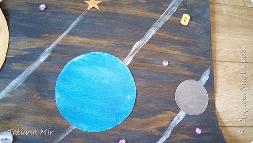 """Это наша готовая поделка """"Чудеса Солнечной системы"""" фото 11"""