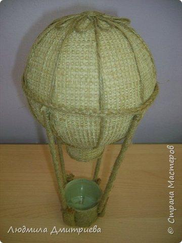 Долгте годы из недостижимых желаний людей была способность летать или хотя бы подняться в воздух. Каких только изобретений не было придумано чтобы это осуществить. Считается, что первый в мире воздушный шар был создан в 1783 году. Свою работу Гюнель решила посвятить этому событию и выполнить модель воздушного шара. фото 1