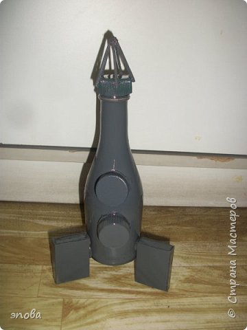 Каких только летательных аппаратов нет...Наша ракета вот такая...-полетели. фото 1