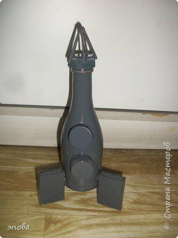 Каких только летательных аппаратов нет...Наша ракета вот такая...-полетели. фото 6