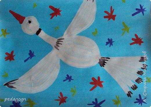Созвездие Лебедь было названо в честь древнегреческого бога Зевса, который по древнегреческому мифу превратился в лебедя. фото 1