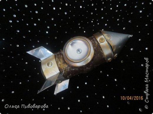 Доброго дня СТРАНА! Вот и моя ракета взлетела! Через тернии, да к звездам полетела!  фото 1