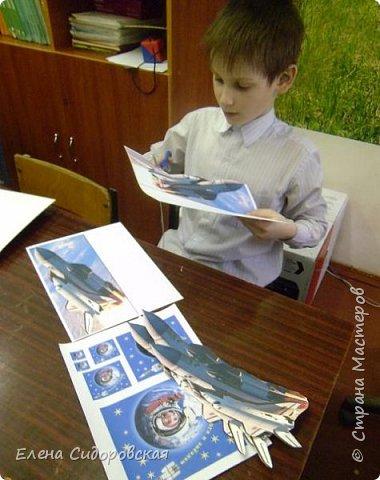 """Картина в 3D """"Буран"""". Первый и единственный полет... фото 2"""