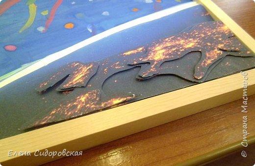 """Картина в 3D """"Буран"""". Первый и единственный полет... фото 6"""
