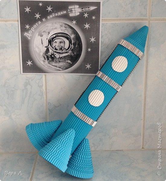 """Это трёхступенчатая ракета-носитель """"Восток"""", а точнее её макет. Первый запуск состоялся в 1958 году, последний - в 1991-ом. Именно на такой ракете летали собаки-космонавты Белка и Стрелка. фото 1"""