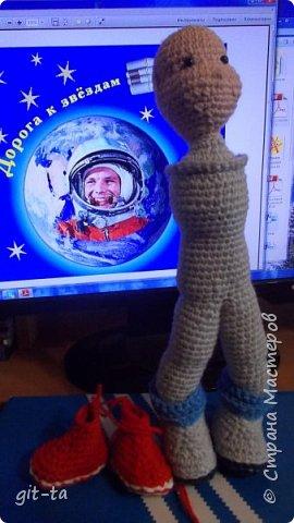 Внимание, внимание! Сегодня, в день 55-летия первого  полёта в космос землянина Юрия Гагарина, первая межпланетная космическая экспедиция докладывает: есть контакт с внеземной цивилизацией! фото 3