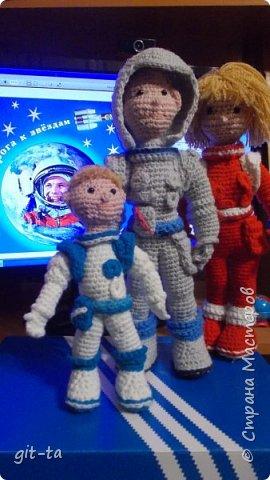 Внимание, внимание! Сегодня, в день 55-летия первого  полёта в космос землянина Юрия Гагарина, первая межпланетная космическая экспедиция докладывает: есть контакт с внеземной цивилизацией! фото 5