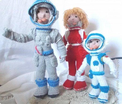 Внимание, внимание! Сегодня, в день 55-летия первого  полёта в космос землянина Юрия Гагарина, первая межпланетная космическая экспедиция докладывает: есть контакт с внеземной цивилизацией! фото 6