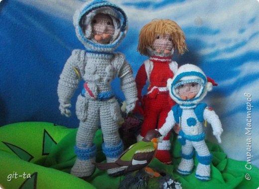 Внимание, внимание! Сегодня, в день 55-летия первого  полёта в космос землянина Юрия Гагарина, первая межпланетная космическая экспедиция докладывает: есть контакт с внеземной цивилизацией! фото 7