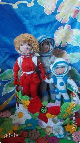Внимание, внимание! Сегодня, в день 55-летия первого  полёта в космос землянина Юрия Гагарина, первая межпланетная космическая экспедиция докладывает: есть контакт с внеземной цивилизацией! фото 10
