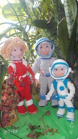 Внимание, внимание! Сегодня, в день 55-летия первого  полёта в космос землянина Юрия Гагарина, первая межпланетная космическая экспедиция докладывает: есть контакт с внеземной цивилизацией! фото 11