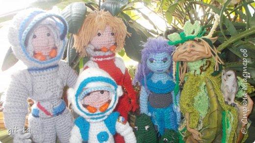 Внимание, внимание! Сегодня, в день 55-летия первого  полёта в космос землянина Юрия Гагарина, первая межпланетная космическая экспедиция докладывает: есть контакт с внеземной цивилизацией! фото 1