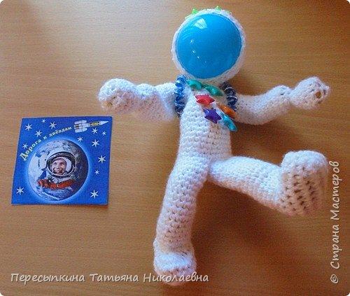 Ну какая же экспедиция без космонавта? фото 5