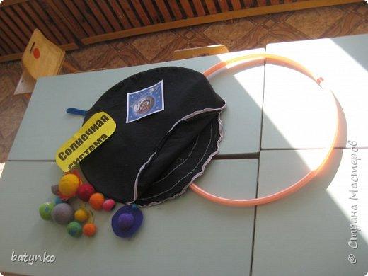 Модель Солнечной системы фото 2