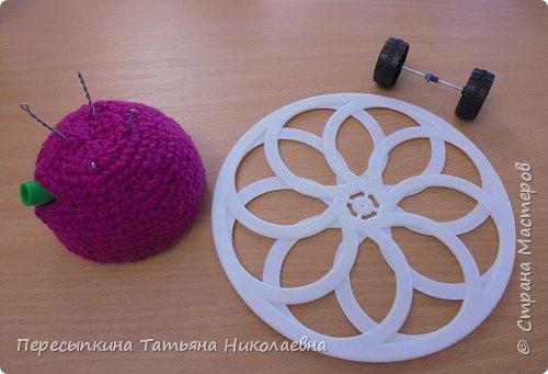 Вот такая космическая тарелочка для полёта в будущее. фото 5