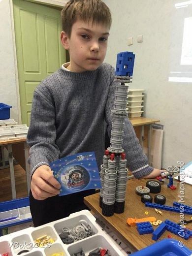 "ракета ""Космическая защита"" фото 3"
