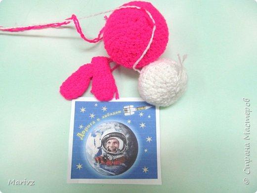 """Добрый день.Собаку зовут Марсианка, она прилетела на Марс в рамках международного космического проекта """"Звёздный корабль 2030"""". Идея проекта в том, чтобы заселить Марс жителями и продолжить освоение космического пространства. фото 3"""
