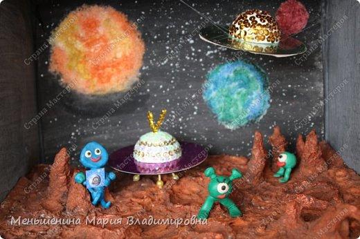 Красная планета фото 1