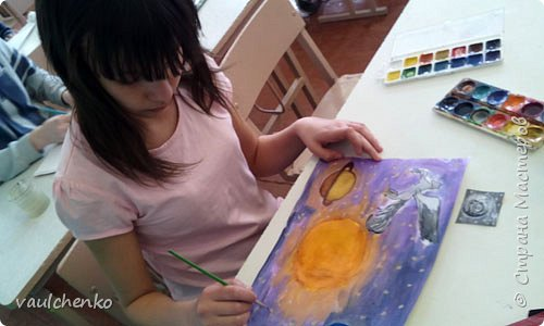 Космическая история от Маши Шарновой: сказочная и таинственная... фото 3